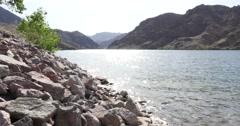 Colorado River in Arizona 4K Stock Video - stock footage