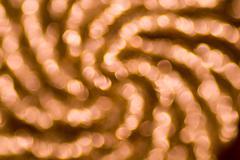 Spiral lights spot background Stock Photos