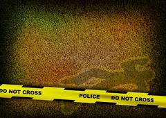 murder - stock illustration