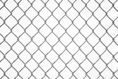 wired fence pattern on white background, texture - stock illustration