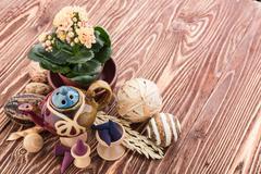 Aromatic cones Stock Photos
