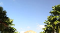 Universal Studios on January 13, 2015 in Sentosa island, Singapore Stock Footage
