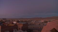 City Of Uyuni in Bolivia Stock Footage