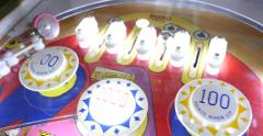 Stock Video Footage of Vintage Arcade Retro Classic Pinball 4k Stock Video