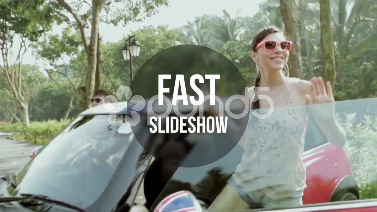 After Effects Project - Pond5 Fast Slideshow 49738241