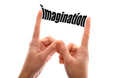 Imagination - stock illustration