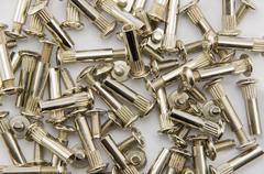 bolt coupler - stock photo