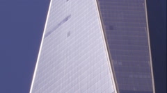 One World Trade Center Window Details 2 Stock Footage