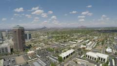 Phoenix Arizona Aerial - stock footage