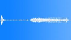 Large Wooden Creak 16 (Mono) Sound Effect