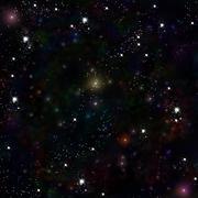 Galaxy background Piirros
