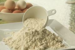 Stock Illustration of Baking Flour