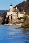 Lower austria, schloss schoenbuehel Stock Photos