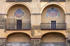 Mezquita Architectural Details Stock Photos