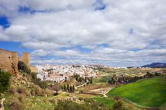 Stock Photo of Andalucia and Ronda
