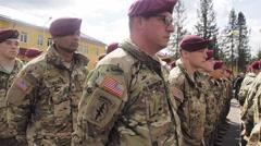 US Marines Stock Footage