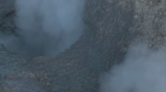 Geothermal field in south-western Bolivia Stock Footage