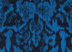 Fabric texture endless pattern, black and blue Stock Photos