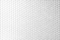 Grid iron black wall texture background White color - stock photo