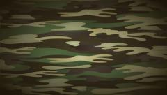 Military background Video animation - stock footage
