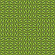 Seamless pattern. Mosaic - stock illustration