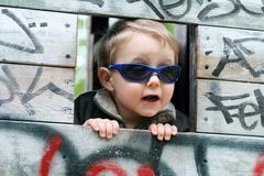 Sweet boy - stock photo