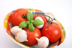 tomaten - stock photo
