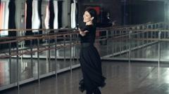 Spanish Dances Stock Footage
