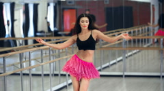 Seductive Dance Stock Footage