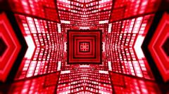 Different Led light virtual studio art 10 - stock footage