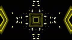 Different Led light virtual studio art 12 - stock footage