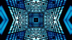 Different Led light virtual studio art 19 - stock footage