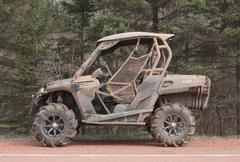 Can-Am Commander Vehicle Stock Photos