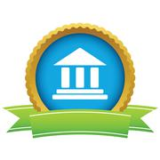 Stock Illustration of Classical building icon