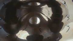 'Cloud Gate', 'The Bean', Millennium Park, Chicago, USA - 4K+ - stock footage