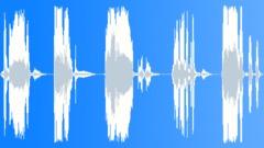 Male Snoring B - sound effect
