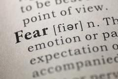 Fear Stock Photos
