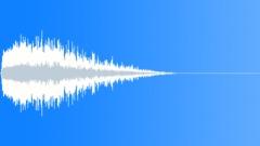 Lightning strike and thunder production element 0003 - sound effect