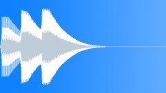 New message notification or welcome jingle 0002 - sound effect