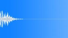 Single basement or underground water drop 0003 - sound effect