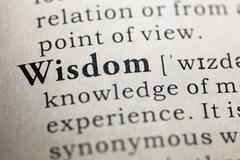Wisdom Stock Photos