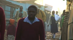 Nairobi, Kenya - stock footage