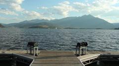 Lake Dillon visuals - stock footage