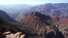 Grand Canyon visuals Stock Footage