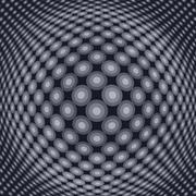 Abstract mosaic background. Vector illustration - stock illustration