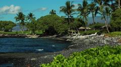 Hawaii scenics Stock Footage