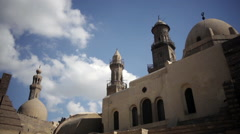 Al-Azhar Mosque - stock footage