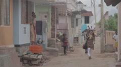 India scenics Stock Footage