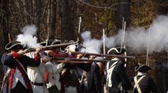 Revolutionary War Stock Footage