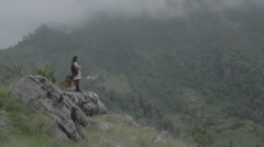 Himalaya Valley scenes Arkistovideo